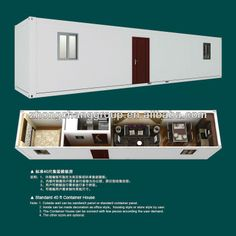 Container House - High Quality Mobile House for sale $2500~$4000