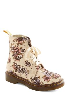 In the Botanic of Time Boot | Mod Retro Vintage Boots | ModCloth.com