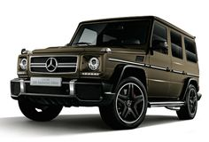 Mercedes-Benz G 63 AMG 35th Anniversary Edition