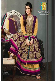 Sarra Fab Salwar Suit