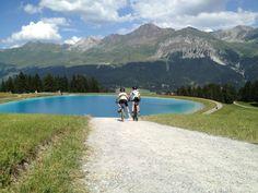 Beautiful Lenzerheide, Switzerland