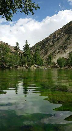 Naltar Lake gilgit Pakistan