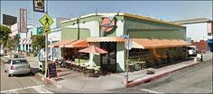 Fred 62, a diner in Los Feliz I used to go to