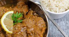 20 Delicious Crock-Pot Recipes for Fast Fall Dinners Cooker Recipes, Crockpot Recipes, Chicken Recipes, Healthy Recipes, Yogurt Recipes, Best Curry Recipe, Lamb Korma, Lamb Curry, Fall Dinner