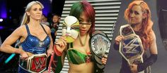 WWE Womens division is lead by the Queen Charlotte , the Empress of tomorrow Asuka , and the Lass Kicker Becky Lynch. Its a great time to be a fan of Womens Wrestling