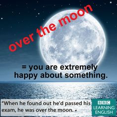 Expression: Over the Moon