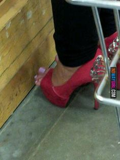 Ladies If You Wear A Size 9 Please Dont Buy A Size 6