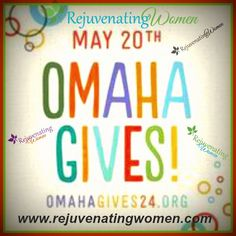 Rejuvenating Women now has a safe house for girls and women of sex trafficking in Omaha. Rejuvenating Women is funded solely through private donations and operates debt-free.   Log onto Omaha Gives today to give to girls for hope and a future!  https://www.omahagives24.org/index.php?section=organizations&action=overview&fwID=857 #OmahaGives  #Today  #May20