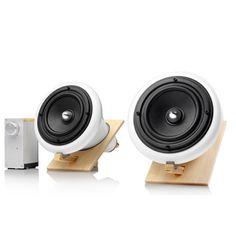 Joey Roth: Ceramic Speakers + Amplifier