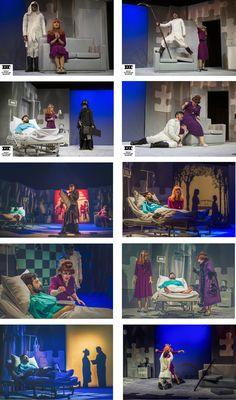 Trabzon Devlet Tiyatrosu 2015-2016 ZİYARETÇİ Yazan: Tuncer Cücenoğlu Yöneten: Uğur Keleş Dekor Tasarımı: Cenk Oral Kostüm Tasarımı: Medina Yavuz Almaç
