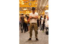 James Harris: Street Style at the Agenda, Project, Liberty Fairs, and Capsule Tradeshows in Las Vegas