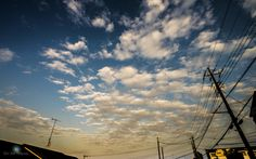 Hadano-shi, kanagawa-ken, Japanで撮影された写真 Breeze Chasing Clouds : パシャデリック
