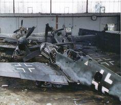 Messerschmitt Bf 109 K-4 Nuremberg, April 1945.