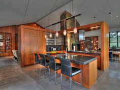 Modern Home Designed to Celebrate Wine Country Views   Gregg De Meza   HGTV