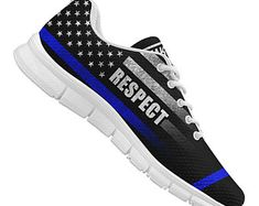 50+ Thin Blue Line Shoes Freaky Shoes