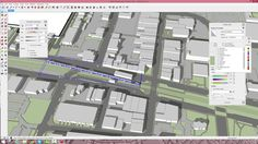 City Planning Workflow - More Detailed Study Area Study Areas, Online Tutorials, Master Plan, Floor Plans, How To Plan, City, 3d, Youtube, Cities