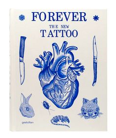 Tattoos now have mass appeal, but beyond the mainstream, a new tattoo underground has developed. It is as innovative, diverse, inspiring, and controversial as the motifs it creates. Forever is a stunning documentation of this dynamic current scene. A preface by heavily tattooed art historian Matt Lodder puts current developments in tattooing into historical context.