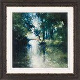Found it at Wayfair - Peek a Boo by Purinton Framed Painting Print