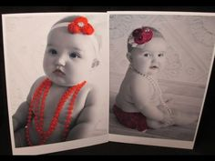 Stamp & Scrap with Frenchie: Blendabilites with Black and White Photo