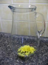 Jak připravit domácí zázvorovo-mátovou limonádu s citronem | recept