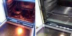 Elisabeth Jensen har muligvis lige revolutioneret vores måde at gøre ovnen ren på. Resultatet er gået viralt.