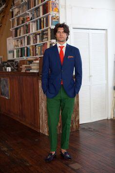 Preppy Look Book Green Fashion, Look Fashion, Fashion Design, Prep Style, Men's Style, Preppy Mens Fashion, Preppy Look, Hipster Man, Lakme Fashion Week