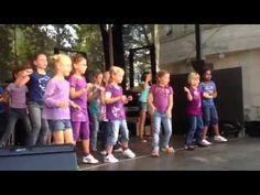 Kindertanz Beueler Bürgerfest