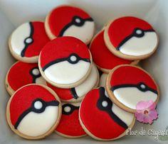 Resultado de imagen para bocadillos para cumpleaños pokemon