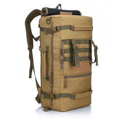 Cheap Climbing Bags, Buy Directly from China Suppliers Hot Military Tactical  Backpack Outdoor Sport rucksack Hiking Camping Men Travel Bags Camouflage  ... a42095edd4
