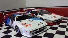 Bmw M1, Car, Miniatures, Automobile, Autos, Cars