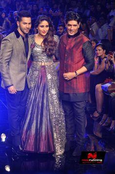 Kareena And Varun Dhawan Walk For Manish Malhotra FInale