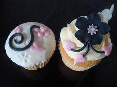 White Wedding Cupcakes Recipe: How to Make White Wedding Cupcakes