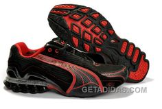 http://www.getadidas.com/puma-cell-sorai-running-shoes-blackred-top-deals.html PUMA CELL SORAI RUNNING SHOES BLACKRED TOP DEALS Only $90.00 , Free Shipping!