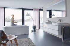 Happy D.2 Waschtische, WCs, Badewannen & mehr | Duravit