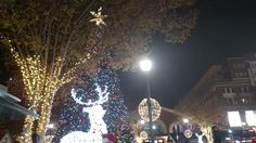 Christmas Tree Lighting at Atlantic Station