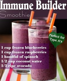Immune Builder Smoothie