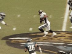 BRIAN DAWKINS IS POSSESSED!