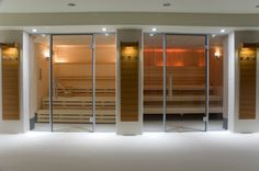 Sauna and Sanarium... you will leave clear of mind and untroubled #kwesthotel