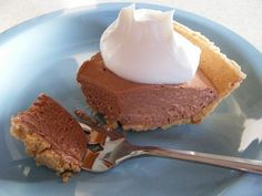 Easy Chocolate Cream Pie Recipe