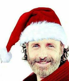 CHRISTMAS RICK GRIMES