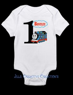 Thomas The Train T-Shirt TODDLER SIZE CHART YOUTH SIZE CHART