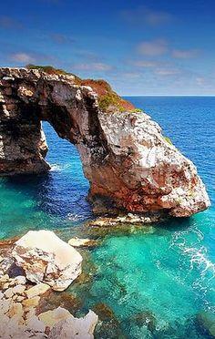 Es Pontas. Santanyi. Mallorca