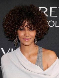 Custom Super Charming Afro Short Curly Lace Front Human Hair Wig