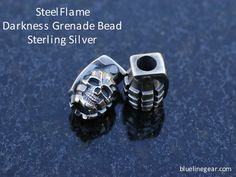 Blue Line Gear :: Product Details :: SteelFlame Darkness Grenade Bead