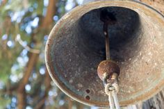 an old bell
