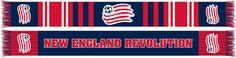 NEW ENGLAND REVOLUTION SCARF - Crest
