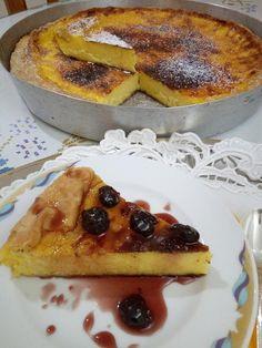 Γαλατόπιτα με φύλλο!!! ~ ΜΑΓΕΙΡΙΚΗ ΚΑΙ ΣΥΝΤΑΓΕΣ 2 French Toast, Breakfast, Blog, Recipes, Cakes, Kitchens, Morning Coffee, Cake Makers, Kuchen
