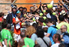 Rafael Nadal Photos: ATP Masters Series: Day 2
