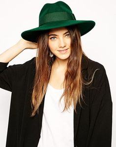 Catarzi+Exclusive+To+ASOS+Classic+Fedora+Hat