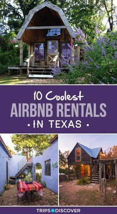 8 Airbnb Rentals For a Totally Unique Texas Getaway See the 10 Coolest Airbnb Rentals in Texas Texas Vacations, Texas Roadtrip, Texas Travel, Texas Vacation Spots, The Alamo, Texas Hill Country, West Texas, Royal Caribbean, Voyage Au Texas